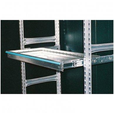 Metaliniai stalčiai stelažams 1200x400x99 mm 3