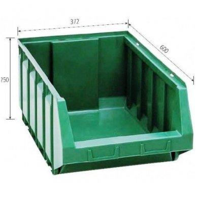 Dėžutė smulkiems daiktams BULL 6