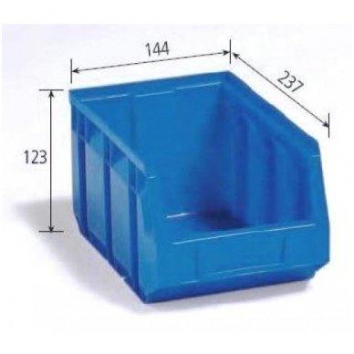 Dėžutė smulkiems daiktams BULL 3