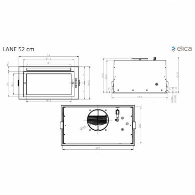 Gartraukiai Elica LANE IX/A/52 2