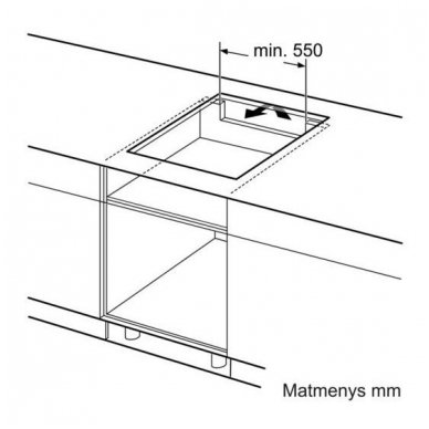Kaitlentė Bosch PVQ695FC5Z 4
