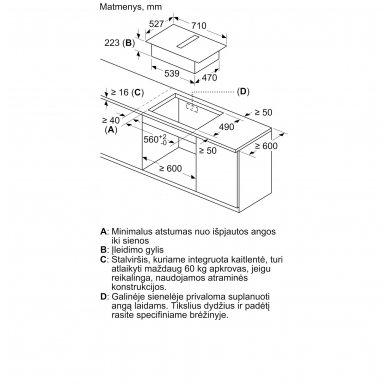 Kaitlentės Bosch PVQ795F25E 3