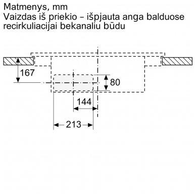 Kaitlentės Bosch PVQ795F25E 5
