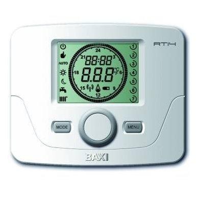 Programuojamas belaidis termostatas Baxi